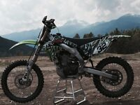 06 KXF 450 low hours trail ridden