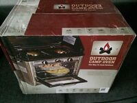 Camp chef camp oven and hob