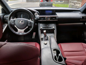 Lexus IS350 lease takeover $338