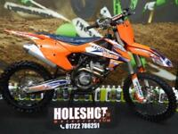 KTM SXF 250 2016 Motocross bike VERY CLEAN!!!!