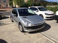 Peugeot 206 1.4 lx