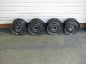 "4 RIMS 16 ""X 6.5""  VERY GOOD CONDITION"