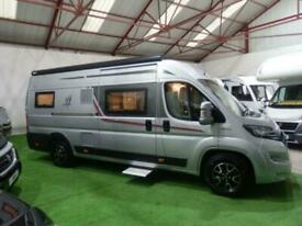 RAPIDO V68 / 3 BERTH / AUTO / 2 SINGLE BEDS / 3500KG / CAMPER VAN / MOTOR HOME