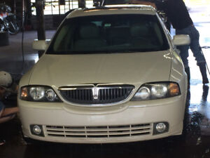 2004 Lincoln LS Ultime Berline