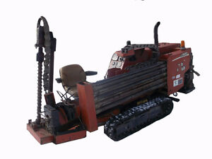 2008 DICH WITCH JT520 DIRECTIONAL DRILLING MACHINECash/ trade/