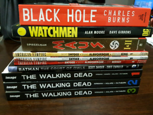 Graphic Novels for Trade