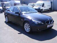 BMW 5 SERIES 520d SE (black) 2009