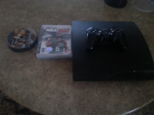 PS3 with a TON of games!!
