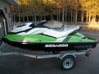 As New! 2013 Bombardier Seadoo GTI SE130 3-Seater, Just15hrs.