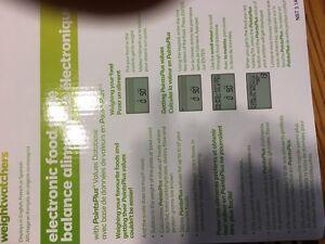 Weight watchers food scale  Cambridge Kitchener Area image 2