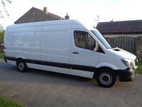 2015 (15reg) Mercedes-Benz Sprinter 313CDI LWB Van, New Shape