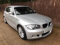 2009 BMW 1 Series 2.0 118d M Sport 5dr