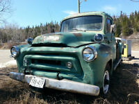 1956 International Harvester S-120 Series 4x4