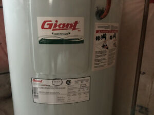 Electric Water Heater (Tank style)