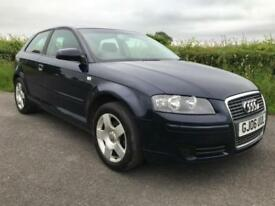 06 Audi A3 1.6 Special Edition 3dr Cheap insurance 1st time drivers