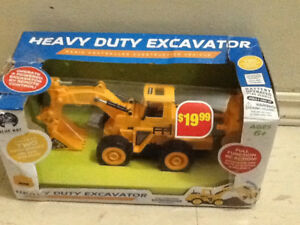Heavy Duty Excavator Radio Controlled Construction Vehicle
