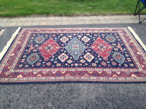 Two Knotted Carpets