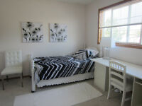 Bright Furnished Bedroom/House for Female