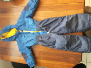 Lands End all in one snowsuit