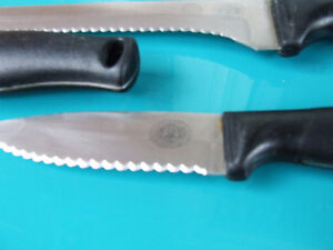 Regent Sheffield Knife Block & Knives - $25.00 Belleville Belleville Area image 6
