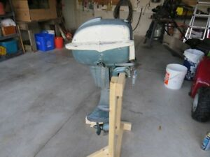 1954 5.5 HP model CD 11 Johnson Outboard - as is - $100 OBO