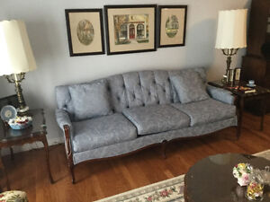 Chesterfield.....three seater