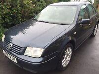 VW bora 1.9 tdi diesel £1375