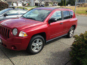 2008 Chrysler JEEP COMPASS Other SUV, Crossover
