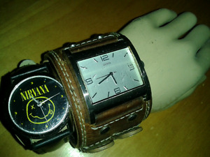 Montre Nirvana Guess
