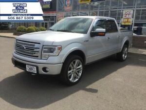 2014 Ford F-150 Limited  - Sunroof -  Navigation - $243.38 B/W