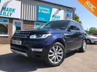 2014 Land Rover Range Rover Sport 3.0SD V6 ( 292ps ) 4X4 ( s/s ) HSE STUNNING !