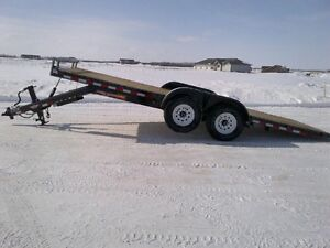 2017 H&H 8.5 x 20ft Speed Loader Trailers (Tilting)