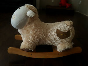 Sheep Riding Toy