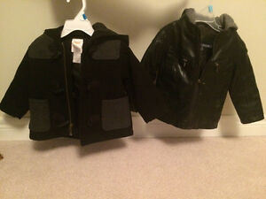 Boys jackets (12-24 months)