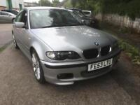 BMW 320 2.2 i Sport BELOW AVERAGE MILES VERY GOOD CONDITION 1 PREVIOUS OWNER