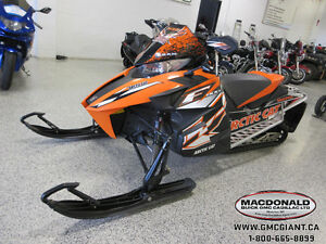 2012 Arctic Cat F800 Snopro Only $66.24 Bi-Weekly
