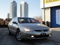 2004 Honda Accord Sedan Safety, Emission + Powertrain Warranty