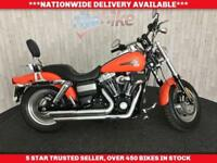 HARLEY-DAVIDSON DYNA FXDF 1584 ABS MODEL 12 MOT TILL MAY 2019 LOW MLS 2012 12