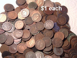 COINS LARGE CENTS NEWFOUNDLAND MORE SUNDAY SEPT 24
