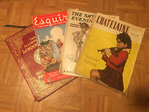 Vintage Magazines - As old as 1915!