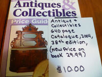 Antiques and Collectibles Price Guide & Catalogue