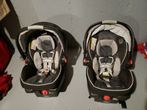 Twin Infant car seat/carriers