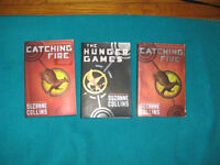 Hungers Games and Catching Fire