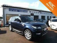 2014 Land Rover Range Rover Sport 3.0 SDV6 HSE 5d AUTO 288 BHP Estate Diesel Aut