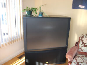 45 inch RCA Rear Projection TV