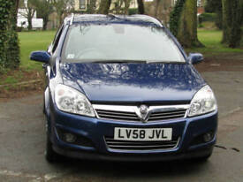 Vauxhall Astra 1.8 Design AUTOMATIC ESTATE**VAUXHALL FULL SERVICE HISTORY**