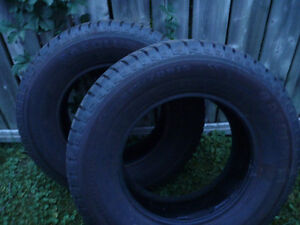 Winter tires Stratford Kitchener Area image 1