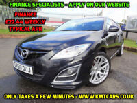 2010 Mazda 6 2.5 ( 170ps ) Sport - KMT Cars