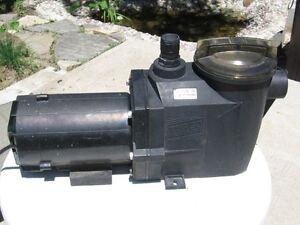 Pompe Hayward turbo injection 1.5hp (Ste-Thérèse)