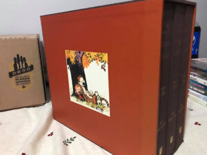 Calvin and Hobbes - Complete Collection (anglais)